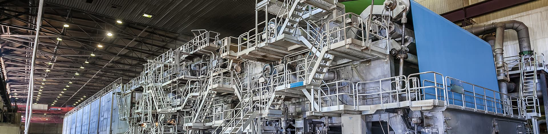 Trusted by the World's Largest Paper Mills & Converters