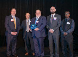 Buschman Mission Builder Award